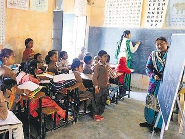 """According to the revised SSA norms (dated January 1, 2014), """"additional teachers will be provided as per the RTE norms to all government and local body schools; however, SSA assistance will not be available for filling up state sector vacancies that have arisen on account of attrition and retirement vacancies."""""""