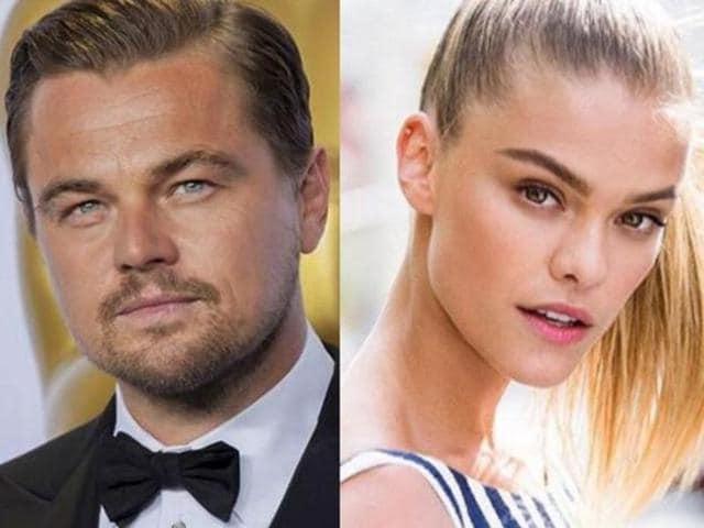 Leonardo DiCaprio,girlfriend Nina Agdal,Nina Agdal