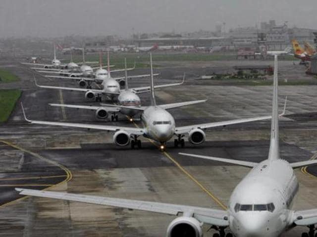 The increase in flight delays is common during the monsoon. However, delays in July did not become such a pervasive problem until 2012.