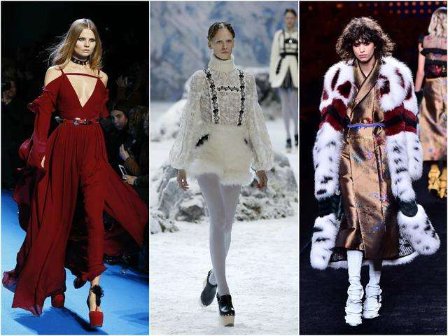Fashion Trends,Wild Prints,Pleats