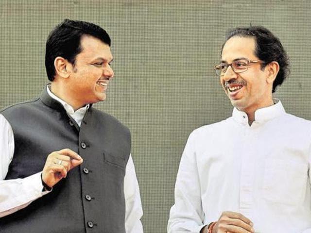The Shiv Sena also took potshots at chief minister Devendra Fadnavis, who hails from Nagpur.