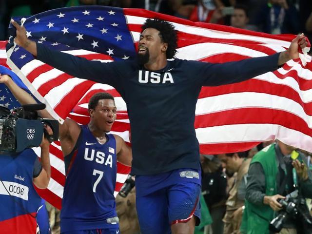 Rio Olympics,Rio 2016 Basketball,USA Basketball