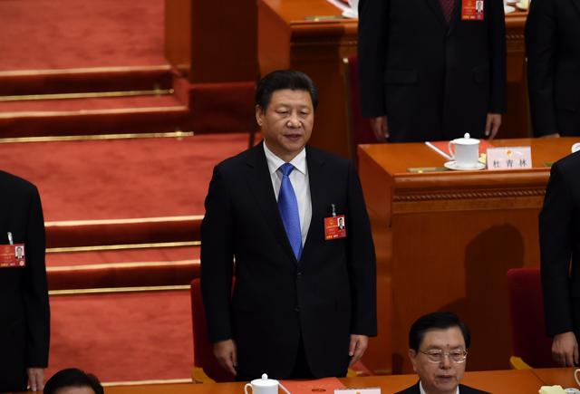 Chinese President Xi Jinping has sought to crush dissent by cracking down on rights groups.