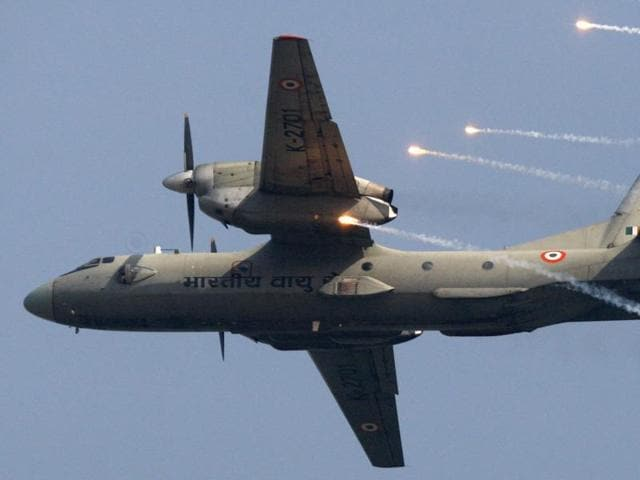 An Indian Air Force's (IAF) AN-32 aircraft went missing on July 22 on its way to Port Blair.