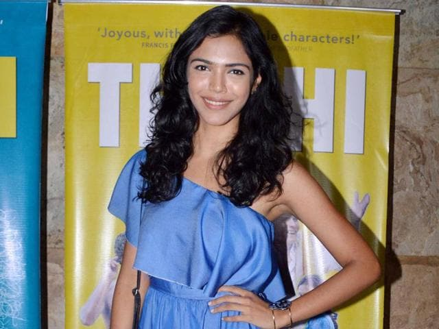 Actor Shriya Pilgaonkar learnt sign language from the same trainer who taught actor Rani Mukerji.