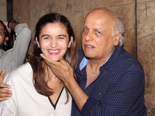 Alia Bhatt,Mahesh Bhatt,Naamkarann