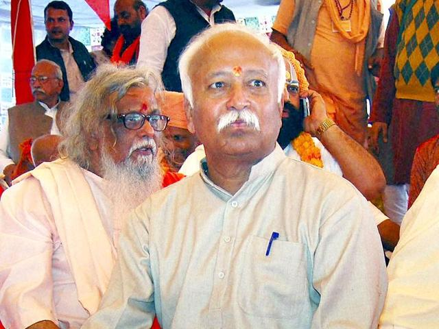 RSS chief Mohan Bhagwat had questioned what law forbade Hindus from having more children.