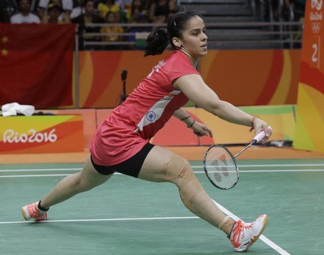 Saina Nehwal, who won bronze at the London Olympics, was touted to be a medal contender at Rio but injured herself leading to an early ouster.
