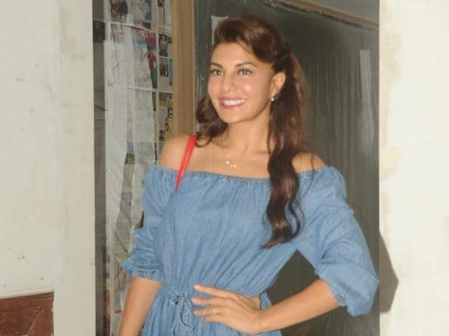 With her third release of the year, Jacqueline Fernandez will be next seen in A Flying Jatt.