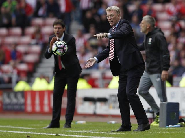 David Moyes,Sunderland,Premier League