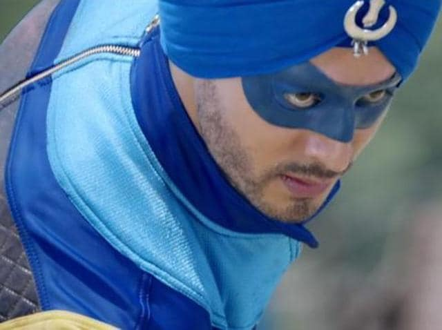 A Flying Jatt is directed by Remo D'Souza. (YouTube)