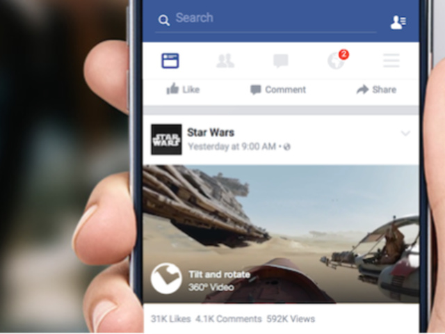 The social network has been betting on videos for some time now and has even brought in the feature to save them offline so that users can view them later at their convenience.