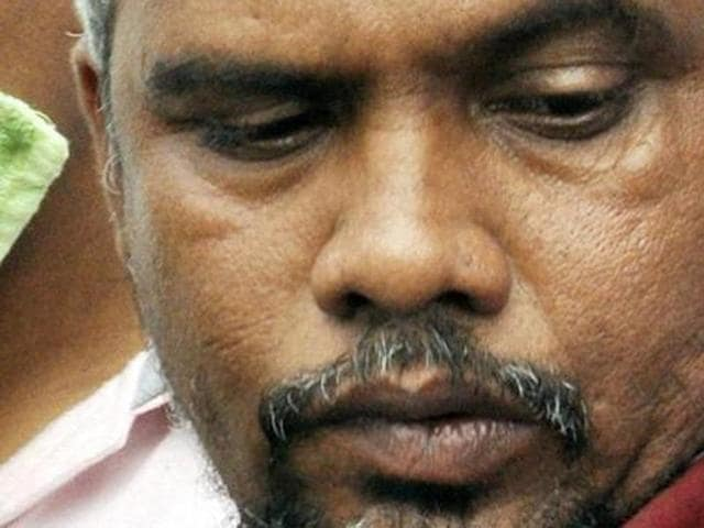 Santosh Pol, the fake doctor who confessed to murdering six people between 2003 and 2016.