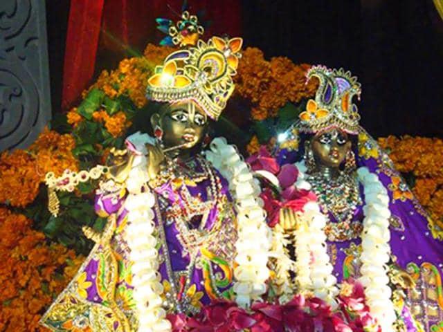 Noida,Vrindavan,Krishna