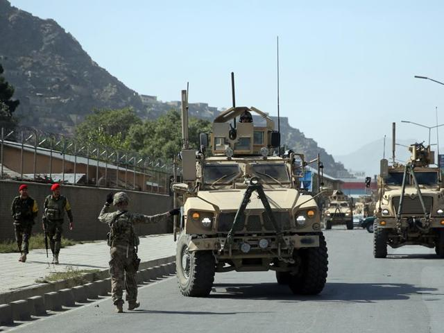 The blast, which occurred during an anti-Taliban operation, left another American and six Afghan soldiers wounded.