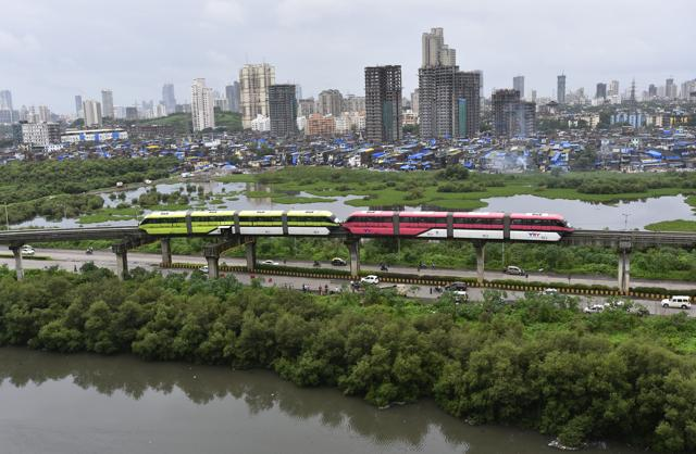India's first monorail was launched with much fanfare in February 2014