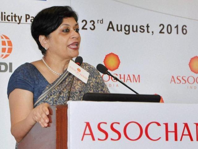 CBDT,Rani Singh Nair,Assocham