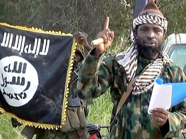 Image result for Abubakar Shekau, Boko Haram, photos