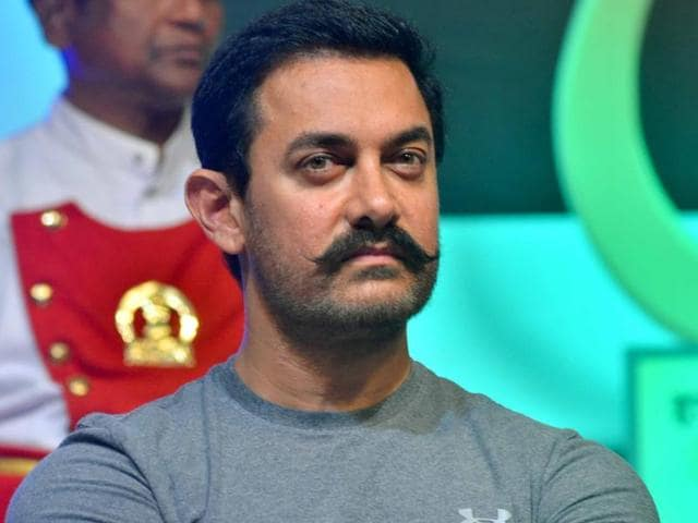 Aamir Khan will have two interns every year, who will be trained in the workings of the film industry.