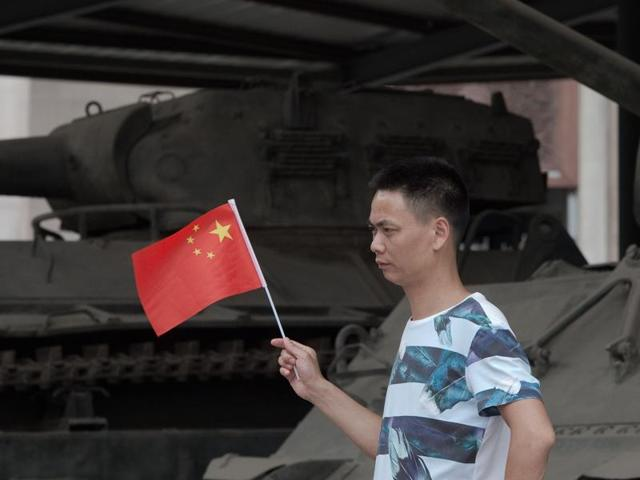 China has a very limited overseas military deployment and the country largely lacks the capacity to protect its citizens and interests in Africa.