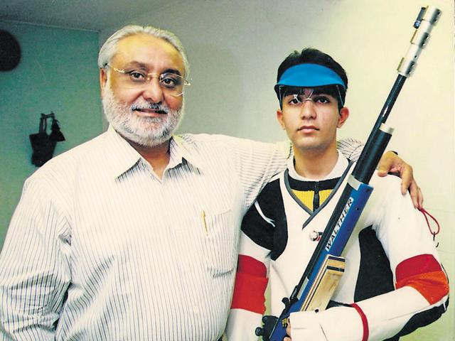 If not for the financial support his father AS Bindra provided, Abhinav would not have become a successful shooter.