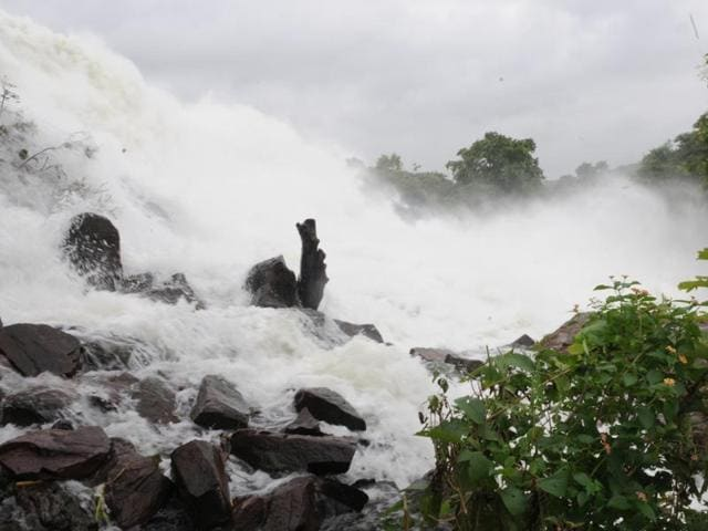 Madhya Pradesh is battling unprecedented floods following a long spell of drought in the state.