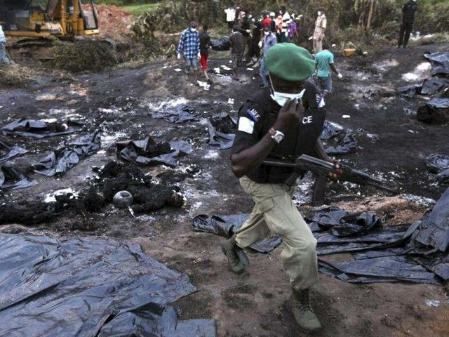 The Muslim mob burned down the house of the rescuer with eight people inside, in northern Nigeria.