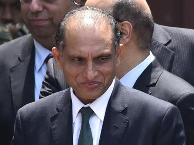 Pakistan's foreign secretary Aizaz Ahmad Chaudhry China about alleged human rights violations in Kashmir during their bilateral strategic dialogue.