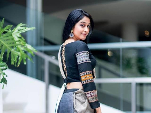 Regina Cassandra will make her Bollywood debut with Aankhen 2.