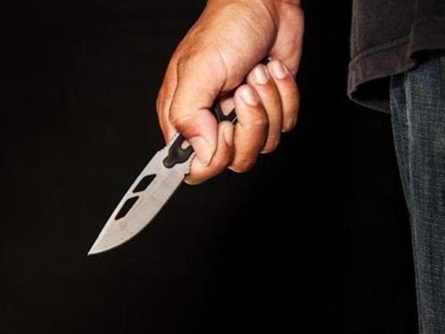 A journalist working with a Gujarati daily was hacked to death allegedly by some unidentified people in Junagadh district.