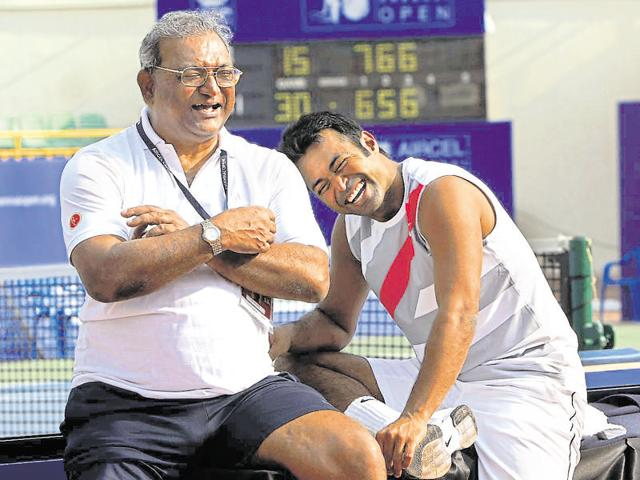Dr Vece Paes, father of Leander, says coaches have to understand it is the parents who provide the child with emotional stability in the early days.