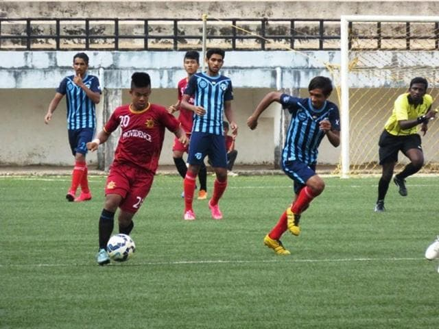All India Football Federation,Youth football league