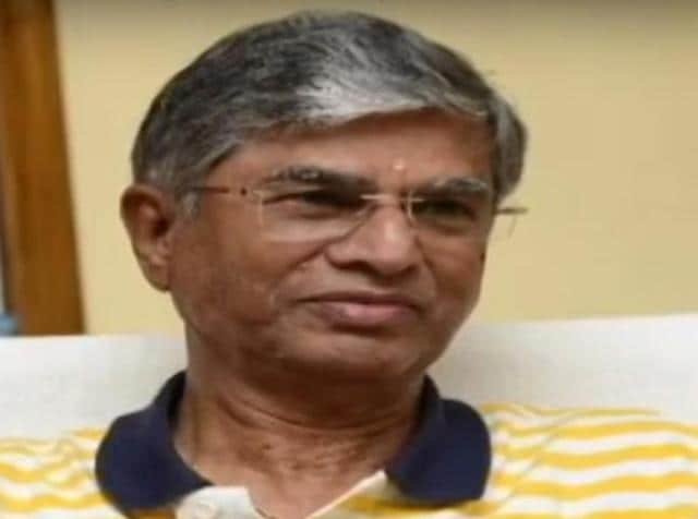 On Wednesday, Chandrasekhar slipped and fell in a toilet while at a resort in Kerala.