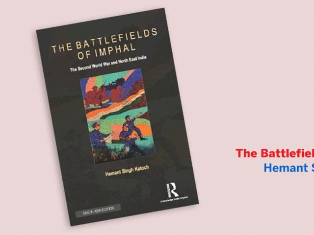 Video and podcast: Imphal, scene of the greatest battles of World War II