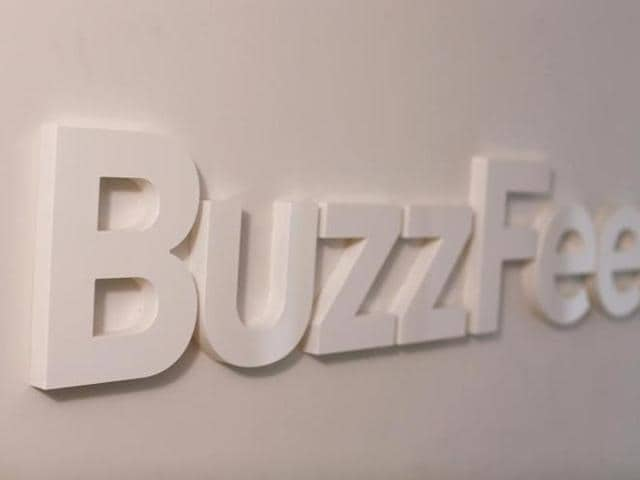 The move to create two departments - BuzzFeed News and BuzzFeed Entertainment Group - comes at a time when online media companies are grappling with the balance between covering news and politics, and lighter fare like social media, entertainment and lifestyle.