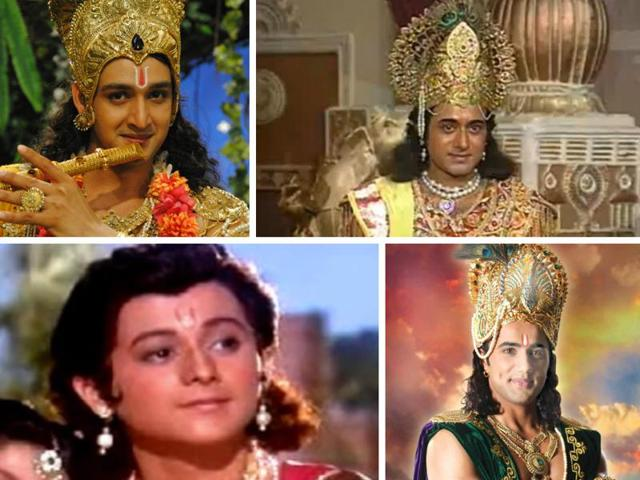Actors Saurabh Raaj Jain, Nitish Bharadwaj, Swapnil Joshi and Vishal Karwal, among others, have played the role of Lord Krishna in numerous TV shows.