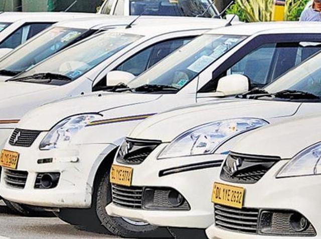 fleet taxis