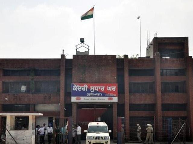Central Jail at Tajpur road in Ludhiana.