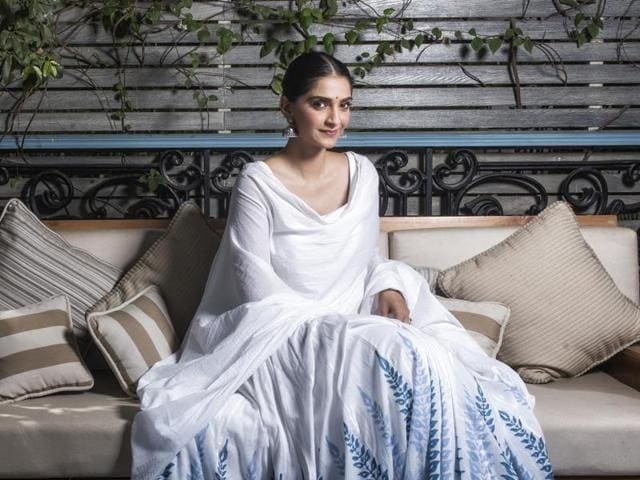 Actor Sonam Kapoor will be doing only one film this year and says she wanted to do a light-hearted film after Neerja.