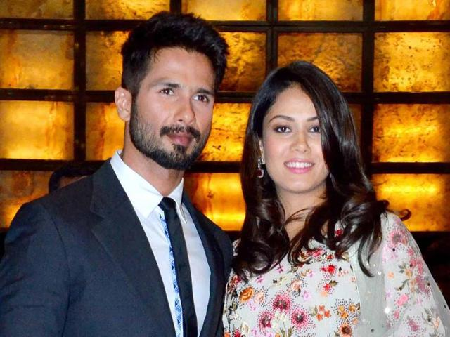 Actor Shahid Kapoor is spending as much time as he can with preggers wife Mira Rajput.(Yogen Shah)
