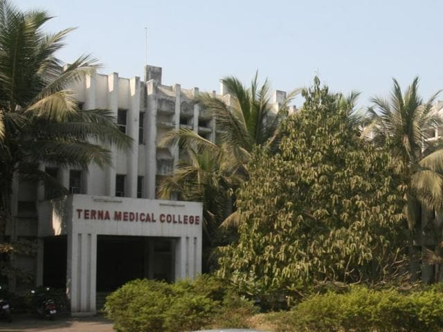 Terna Medical College in Nerul, Navi Mumbai