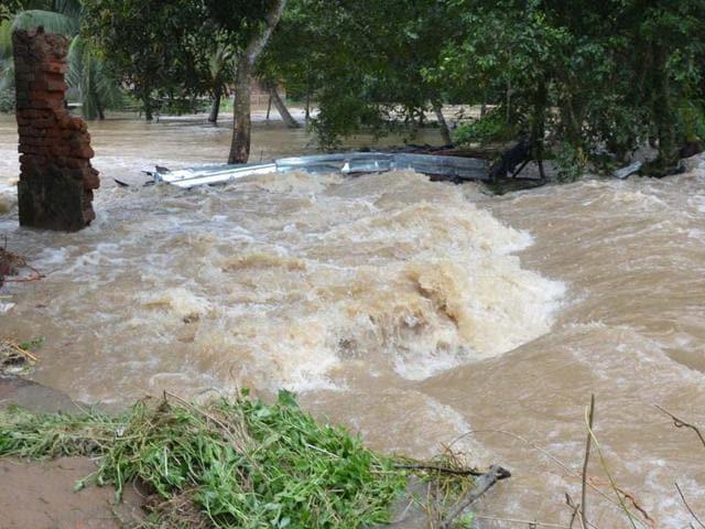 Mamata Banerjee,DVC,floods