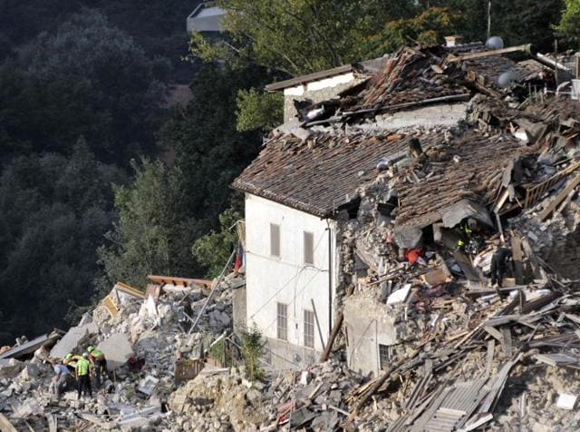 Italy,Earthquake,Indians in Italy