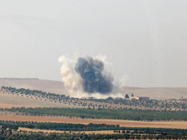 Turkey,Turkey forces in Syria,Islamic State