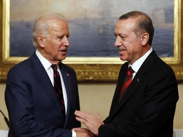 Biden will need all of his much-vaunted charm to deal with  Erdogan, who has recently warmed to Russia