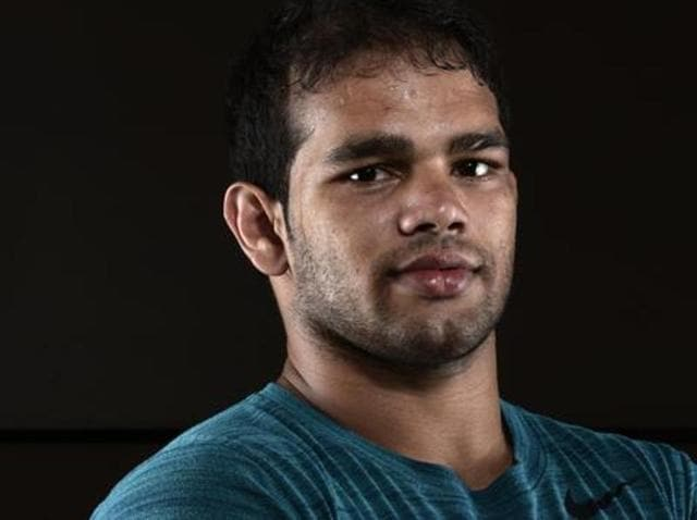 After Narsingh Yadav's four-year ban for a failed dopt test, a junior wrestler tested positive for a meet held in July and has been provisionally suspended.