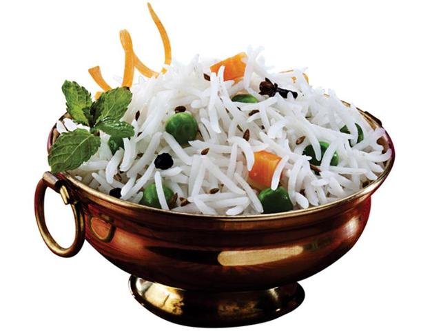 Basmati – the premium rice variety indigenous to the Indo-Gangetic plains.