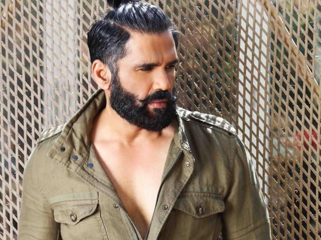 Suniel Shetty joined Twitter on his birthday, August 11.