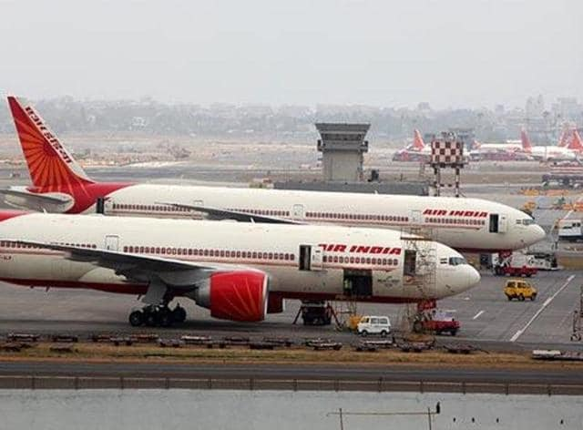 Security fears like the aircraft system being taken over by hackers on ground who may use it as a missile or hijackers on board taking directions from their handlers had prevented security agencies from allowing the use of Wi-Fi services on board aircraft in Indian airspace.(PTI)