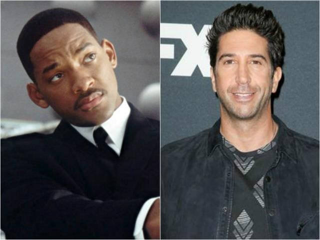 David Schwimmer said he declined the opportunity because it was just a simple case of bad timing and loyalty.